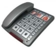Stolní telefon pro seniory