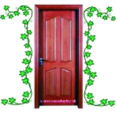 Nálepky k dverám