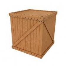 Dřevěné bedny, dřevěné palety, sušené řezivo