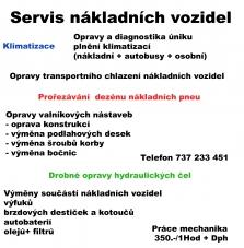 Servis nákladních vozidel Praha 10- Bohdalec areál STK Budova 09
