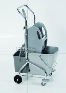 Upratovacie vozíky pre ubytovacie zariadenia