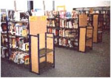 Knihovnické interiéry