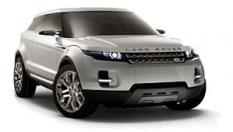Automobil Range Rover Evoque