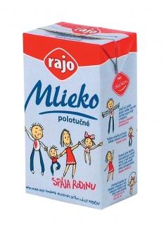 Mlieko Rajo