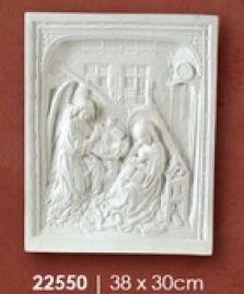 Medailon 38x30cm obraz svätých