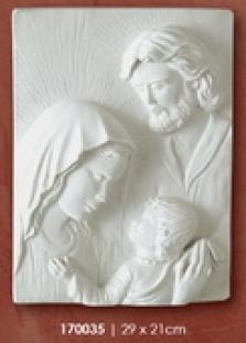 Svätá rodina - obraz 29x21cm