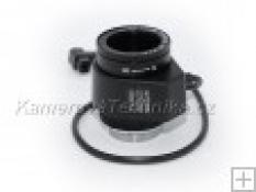 Objektiv pro kamerový systém zoom 3,5-8mm, závit CS, aut. clona