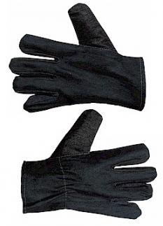 Rukavice textilné šité Kestrel