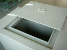 Plastové lapače tukov