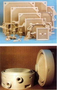 Náhradné diely - náhradné dosky od rozmeru 500x500 mm až po 2000x2000 mm