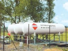 Ekologické vytápění propan-butanem v průmyslu
