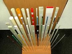 Standardní profily plastů