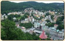 Výlety osobními auty, minibusy a autobusy - Lázně Karlovy Vary