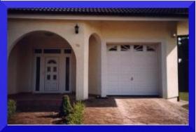 Sekční garážová vrata Olymps Door