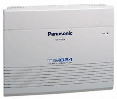 Analógové ústredne Panasonic KX-TEM824