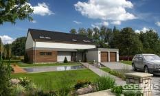 Výstavba rodinných domů Siesta Plus