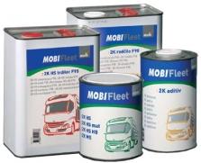 MobiFleet univerzálne riešenie opravárenských náterov pre komerčné dopravné prostriedky