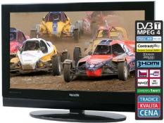 LCD televizory HD
