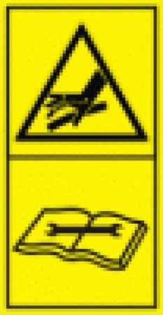 Výstražné symboly dle ISO
