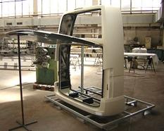 Výroba a montáž karosérií
