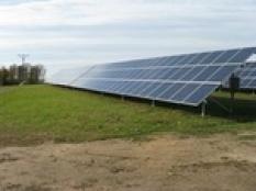 Realizace fotovoltaické elektrárny