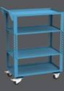 Dielenský plošinový vozík PVA 01A