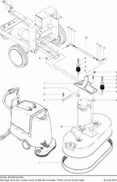 Servis čistiacej techniky