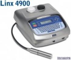 Kontinuálne InkJet tlačiarna Linx 4900