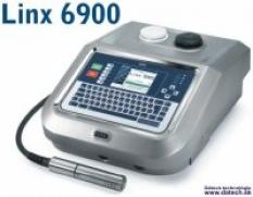 Kontinuálne InkJet tlačiarna Linx 6900