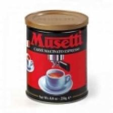 Káva mletá Espresso Rossa