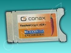 Dekódovací moduly Conax