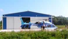 Hangáre pre lietadlá