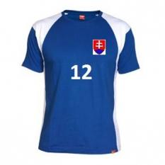 Fan tričko Slovensko 12