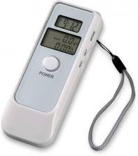 Digitální alkoholtester s LCD hodinami