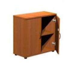 Kancelársky nábytok - Kancelárske skrine výška 79 cm / Q-sf58
