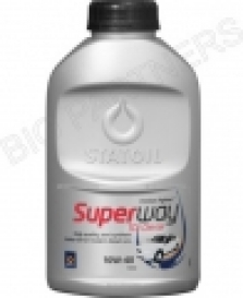 Polosyntetické oleje SuperWay TDI 10W-40