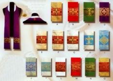 Liturgické odevy - štóly