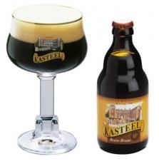 Belgické pivo Kasteel bruin
