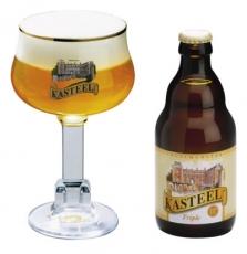 Belgické pivo Kasteel tripel