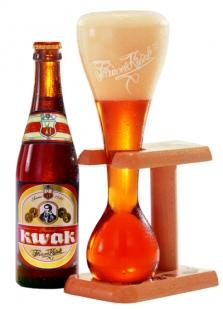 Belgické pivo Kwak