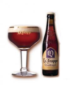 Belgické pivo La Trape quadruppel