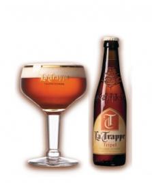 Belgické pivo La Trape tripel