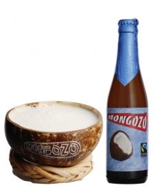 Belgické pivoMongozo coconut