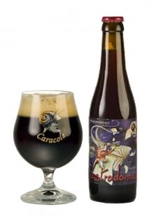Belgické pivo Nostradamus