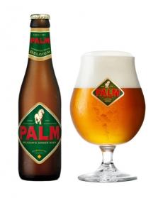 Belgické pivo Palm