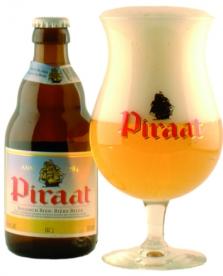 Belgické pivo Piraat