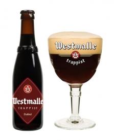 Belgické pivo Westmalle dubbel