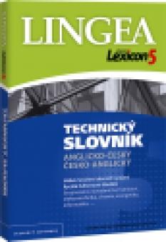 Lexicon 5 Anglický technický slovník