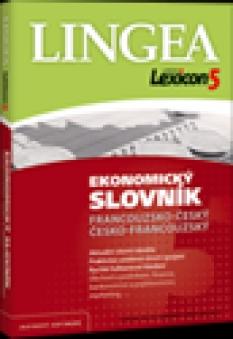 Lexicon 5 Francouzský ekonomický slovník