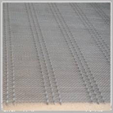 Harfové sitá - s horizontálne zvlnenými drôtmi